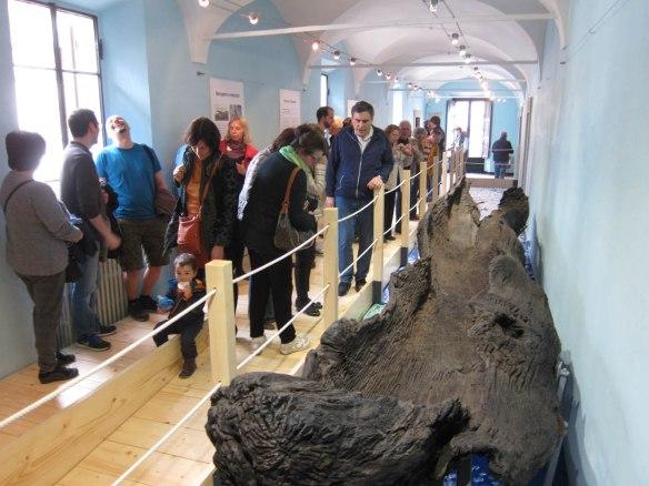 Museo Piadena - inaugurazione piroghe 9.4.2016 (6)